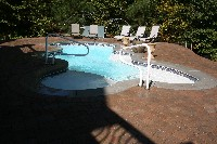 Desert Springs Fiberglass Pool and Spa in Evans City, PA