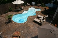 Desert Springs Fiberglass Pool and Spa in Elizabeth, PA