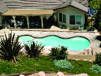 Desert Springs Fiberglass Pool and Spa in Gibsonia, PA