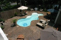 Desert Springs Fiberglass Pool and Spa in Glenshaw, PA
