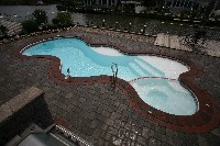 Desert Springs Fiberglass Pool and Spa in Greenock, PA