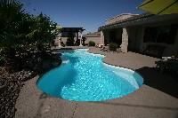Desert Springs Fiberglass Pool and Spa in Hannastown, PA